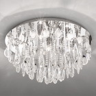 Eglo 93413 CALAONDA G9-ECO Stainless Steel Ceiling Lights