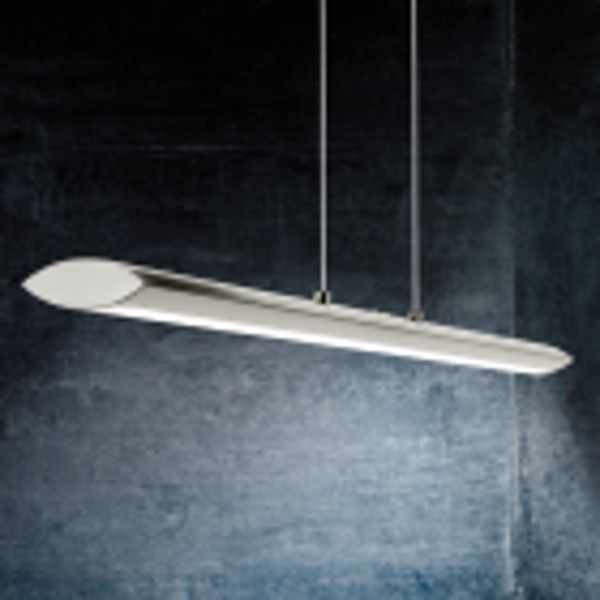Eglo 93894 PELLARO LED Crystal Clear Single Ceiling Pendant