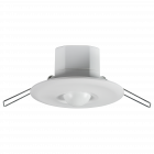 Recess Mounted 5.8Ghz Microwave Motion Sensor 2-10m 360 degree