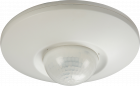 Surface Mounted PIR Motion and Voice Sensor IP20 360 degree