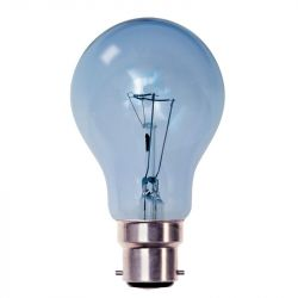BELL 03652 - 60W 240V BC B22 Natural Daylight GLS light Bulb