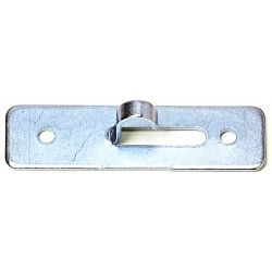 Ceiling Hook-plate Galv. Length 75mm