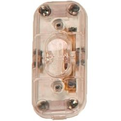 3 Core Inline Switch Mini Transparent 2A