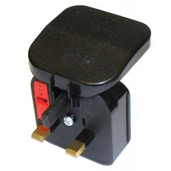 Continental Adaptor Plug (Euro 2 pin to UK 3 pin)