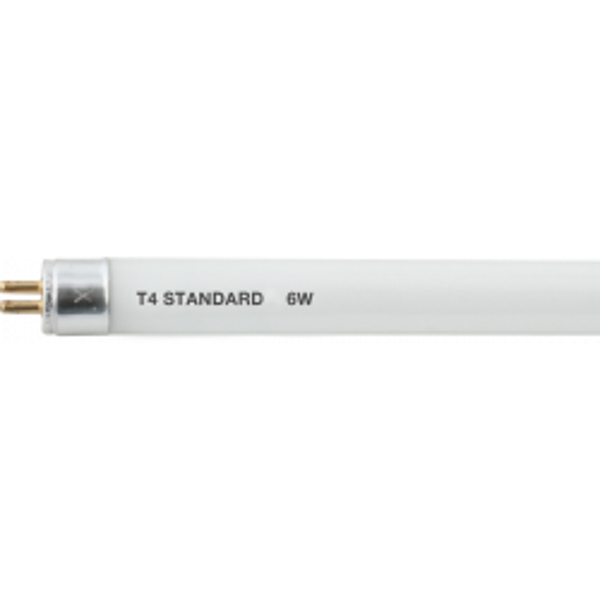 Knightsbridge T46TUBE 230V 6W T4 Fluorescent Tube 220mm Cool White 4000K