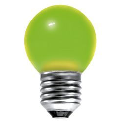 BELL 1W 240V ES E27 Outdoor Golf Ball Round Green LED Bulb