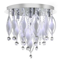 Searchlight 2456-6CC Spindle Ceiling Light