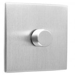 Fantasia 334026 Wall Speed Control Stainless Steel