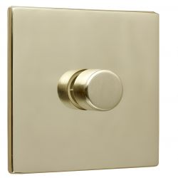 Fantasia 334156 LED Dimmer Control Polished Brass