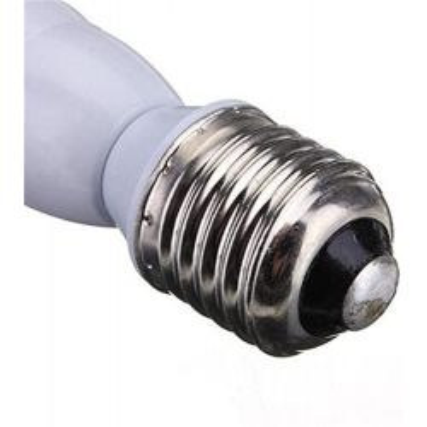 E27 to Long E27 Extender Lamp Holder Adapter 95mm