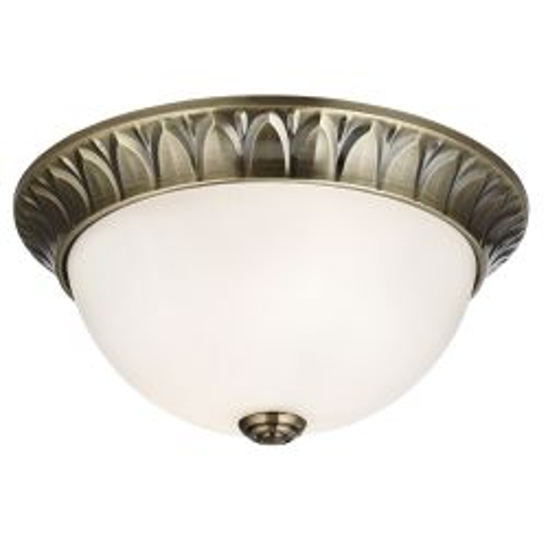 Searchlight 4148-28AB Flush Light