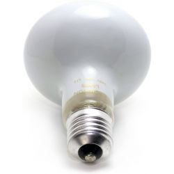 5 x R80 Sylvania Reflector Bulbs (Spot Light) 60 Watt Edison Screw E27 Cap Diffused 220 - 240 Volt