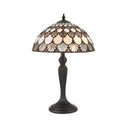 Interiors 1900 69361-67933 Tiffany Missori Small Table Lamp