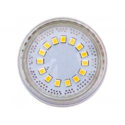 TP24 8710 L1 3.5W LED GU10 Clear Spot Lamp, Warm White 3000K