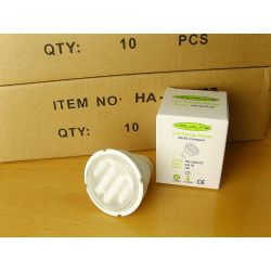 Halolite HA-GUF/27 GU10 Low Energy Bulb 7W 2700K Warm White