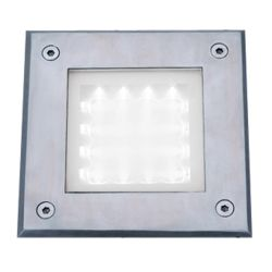 Searchlight 9909WH LED Recessed Indoor & Outdoor LED