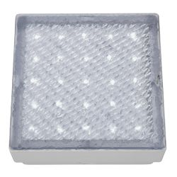 Searchlight 9913WH LED Recessed Indoor & Outdoor LED