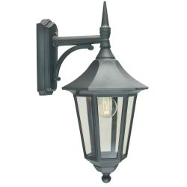 Norlys V2 BLACK Valencia Down Lantern Black