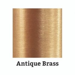 Wroxton Antique Brass Double Wall Light (see second photo for finish)