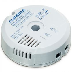 Aurora 35-105W/VA Round Dimmable Electronic Transformer