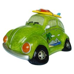 Novelty Beach Bug VW Beetle LED Night Light Desk Lamp