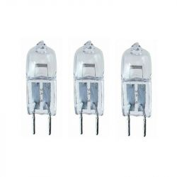 Bell 50w 12v GY6.35 Low Voltage Halogen Capsules 3 Blister Pack