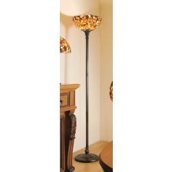 Interiors 1900 TV38/M-FL395 Tiffany Josette Floor Lamp