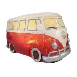 Novelty Camper Van LED Night Light Desk Lamp