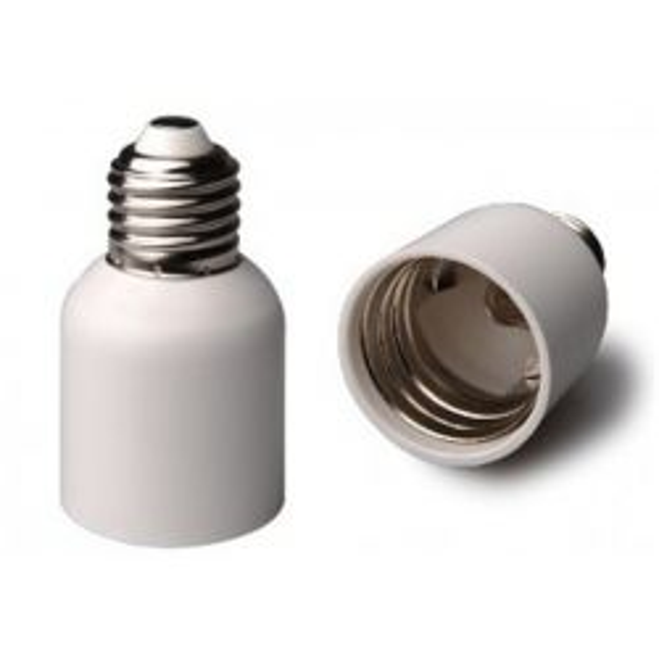 E27 to E40 Lamp Holder Adapter