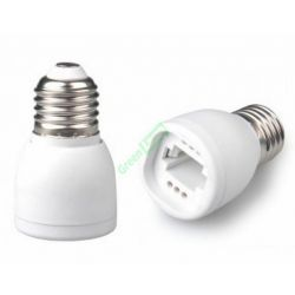 E27 to G24 Lamp Holder Adapter