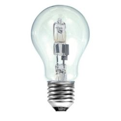 Crompton 70W ES E27 GLS Energy Saver Clear Light Bulb, Warm White