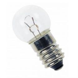 12v 5w MES E12 Screw In Miniature light Bulb 15x28mm Clear