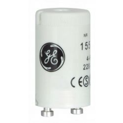 General Electric 155/200 Fluorescent Lamp Starter Switch 4-22w