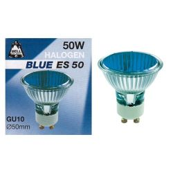 Bell Gu10 50mm Blue Halogen Lamp