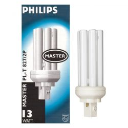 Philips 13w 2 Pin Gx24d-1 Pl-T Warm White