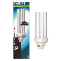 Philips 42 Watt Gx24q-4 Pl-T 827/4p