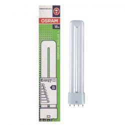 Osram 18w 4 Pin 2g11 Pl-L Cool White 4,000k