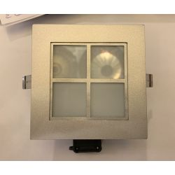 DAR Lighting IDO2032/PANE IDO Panel recessed wall light 25w max