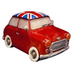 Novelty Mini Cooper Car LED Night Light Desk Lamp