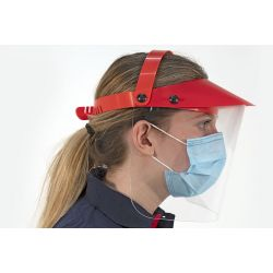 Numatic Face Shield Visor - Defensive barrier against the spread of germs and viruses (COVID-19)