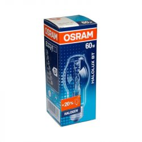 OSRAM Halogen Halolux BT 60W E27 Clear 64472 Superstar light bulb 60 watts