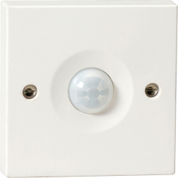 Wall Mounted PIR Sensor IP20 White Unswitched