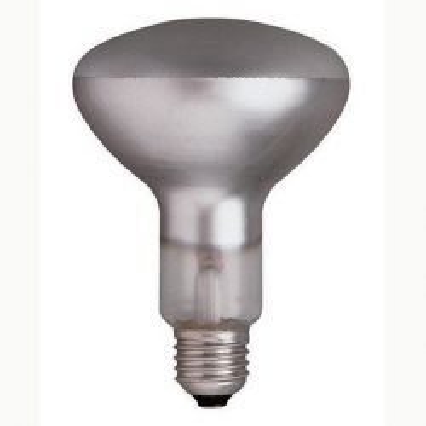 Luxram 75W 220-240V ES/E27 R95 95mm Reflector Spot Lamp