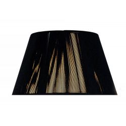 Mantra MS041 Silk String Shade Black 400mm