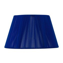 Mantra MS072 Silk String Shade Midnight Blue 400mm