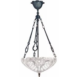 Interiors 1900 SU3FC Tiffany 3 Chain Ceiling Suspension