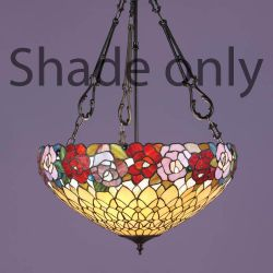 Interiors 1900 T108SH50 Kichiri 50cm Tiffany Shade