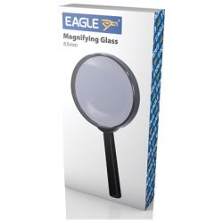 Magnifier for general reading, hobbies, craftwork, maps, etc