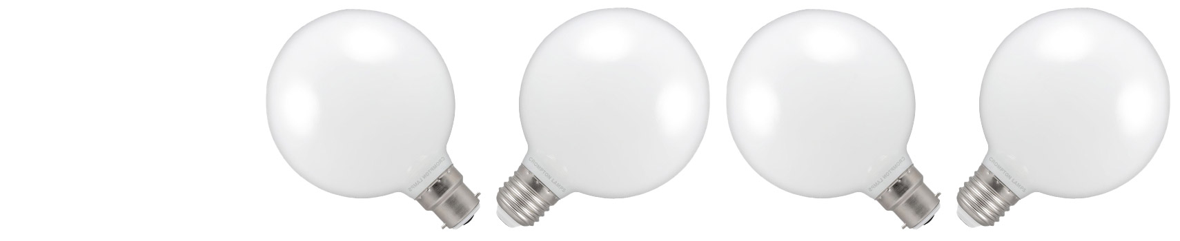 Round Incandescent Bulbs