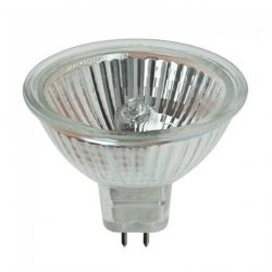 Prolite MR16 24V 20W 60° Closed Front 50mm Halogen Dichroic Lamp